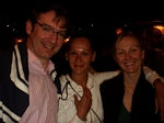 Olga, Anna and Peter