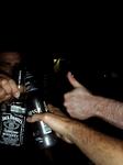 Friends in Jack Daniels