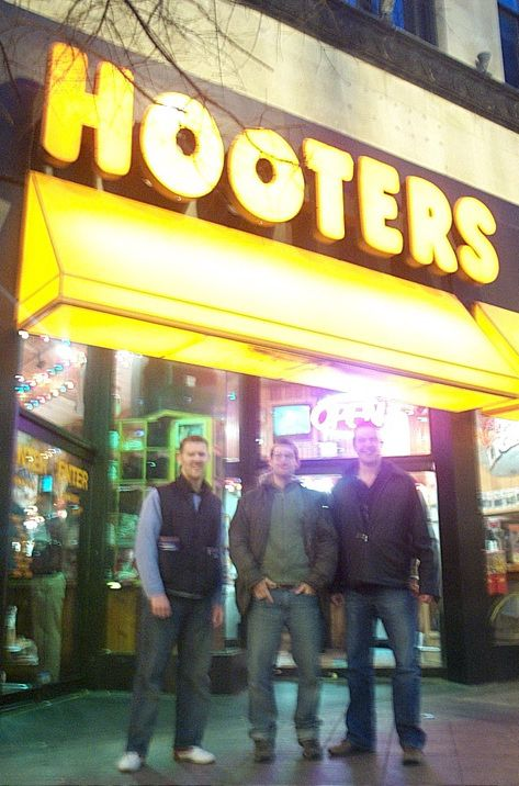 Hooters!