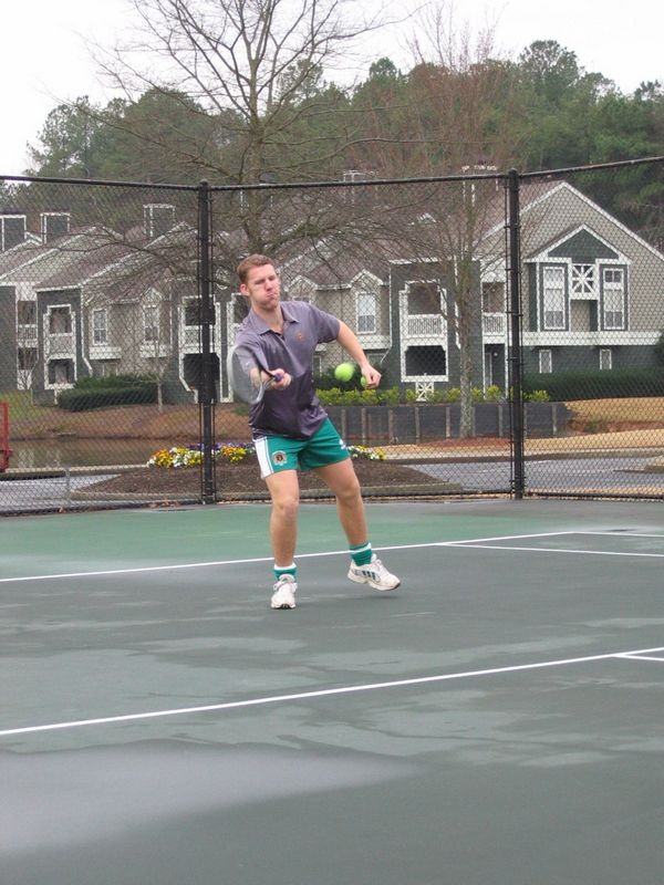 Atlanta Tennis Championship: Rob Smith