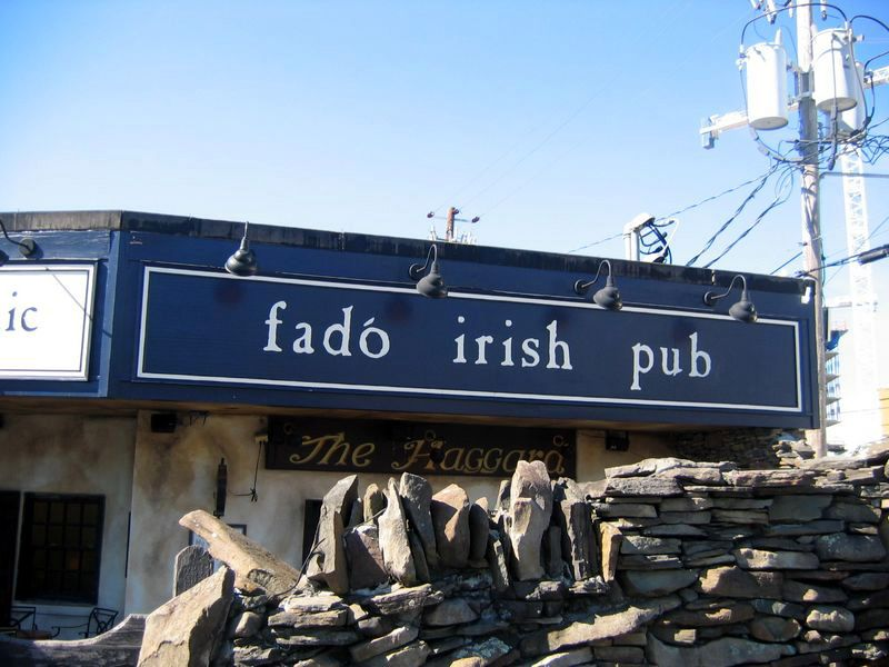 Six Nations? Irish pub!