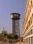 The cable car tower