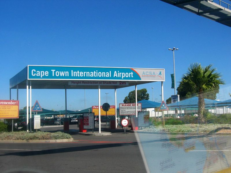 Welcom to Cape Town...
