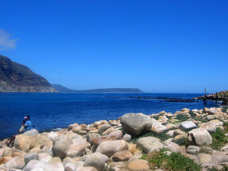 The nice Hout Bay