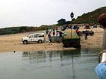 Bryher's dock