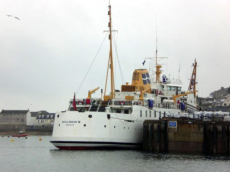The Scillonian II