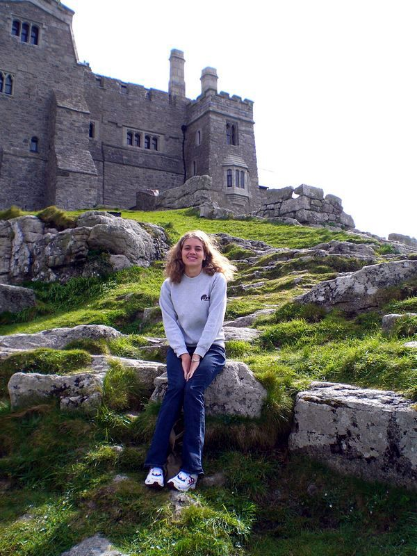 Lindsey and the castle