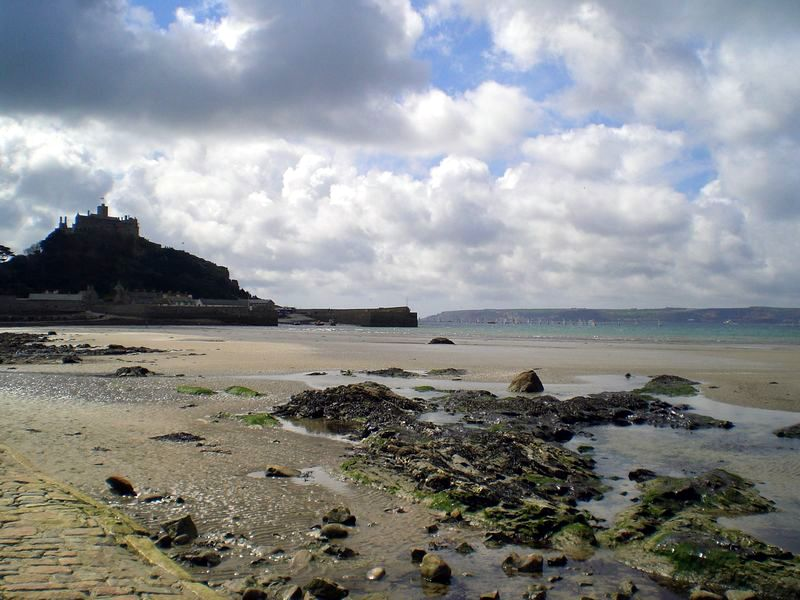 St Michael's mount, another view