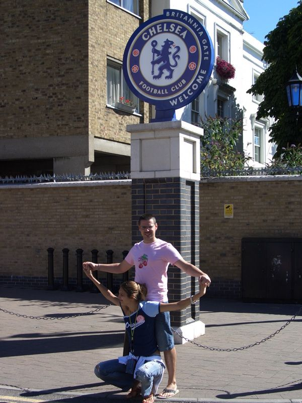 Chelsea F.C. Grounds