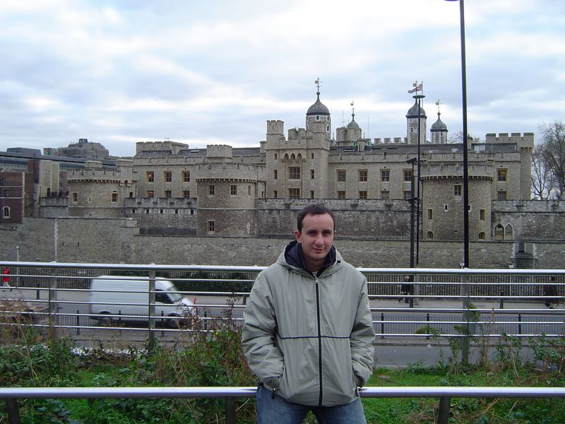 London Tower + Beppe