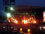Greenday on fire