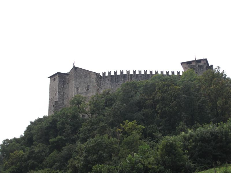 The Rocca Borromeo
