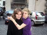 Giada and Alessia