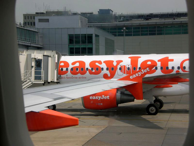 Easyjet. Better than Ryanair
