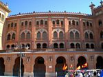 Plaza de Toros in Madrid