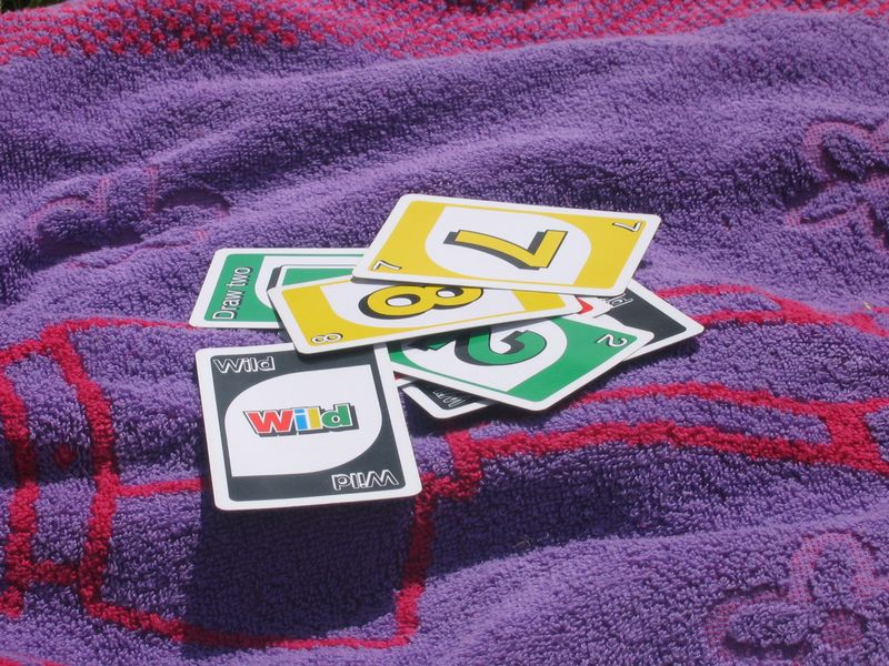 Uno: a game for colourblind