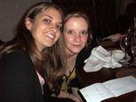 Gemma and Lindsey