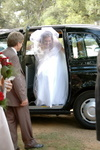 Lindsey arriving
