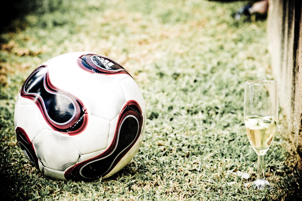 Football and alcohol