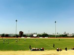 UJ Stadium view