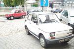The classic Fiat Polsky 126