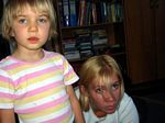 Magda and daughter