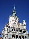 Ratusz in Poznan