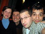 Barbara, Fabio, Me and Jumba