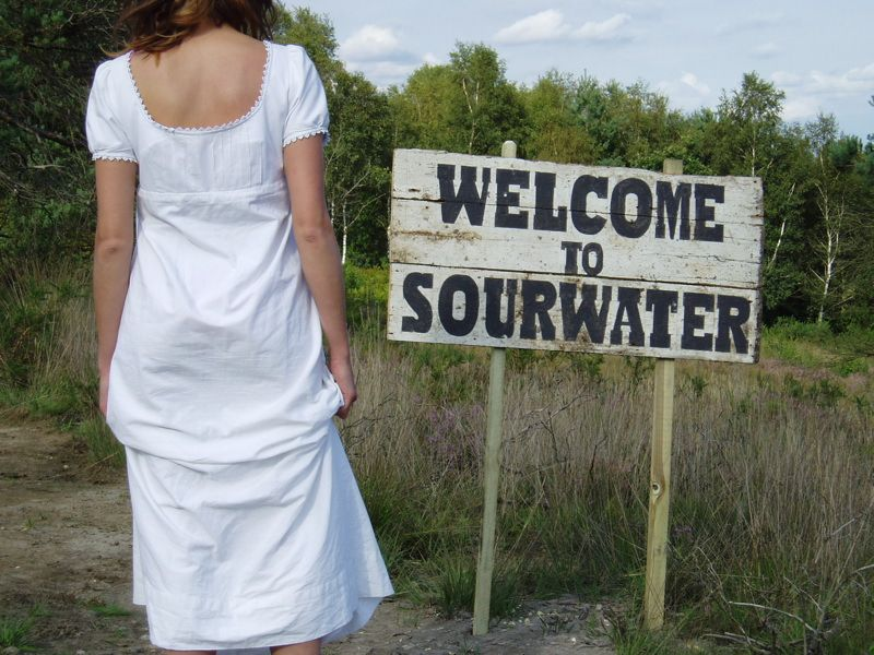 Welcome to Sourwater, Eva