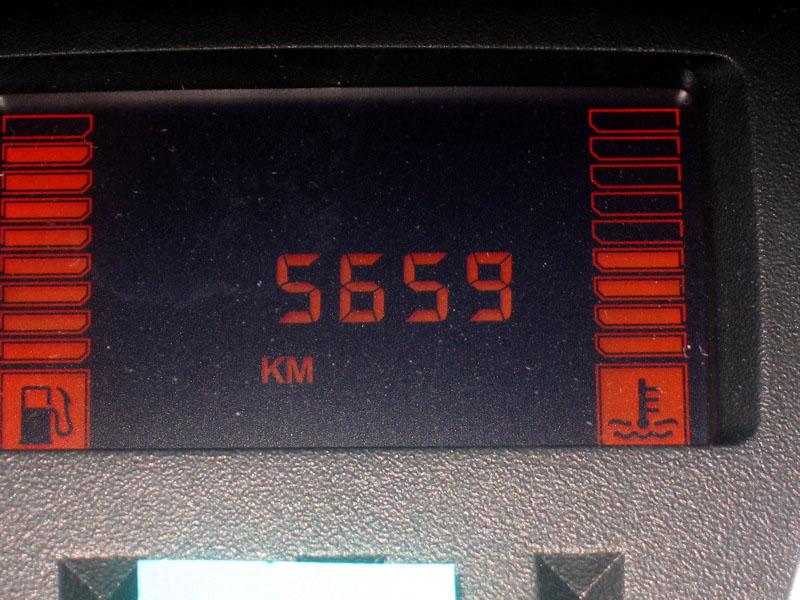 An impressive amount of km (remove the first 5000)