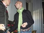 Marco's gay scarf