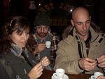 Simona, Olaf and Marco