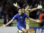 World Cup 2006 - Grosso and Buffon