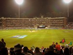 The Wanderers Stadium in Johannesburg